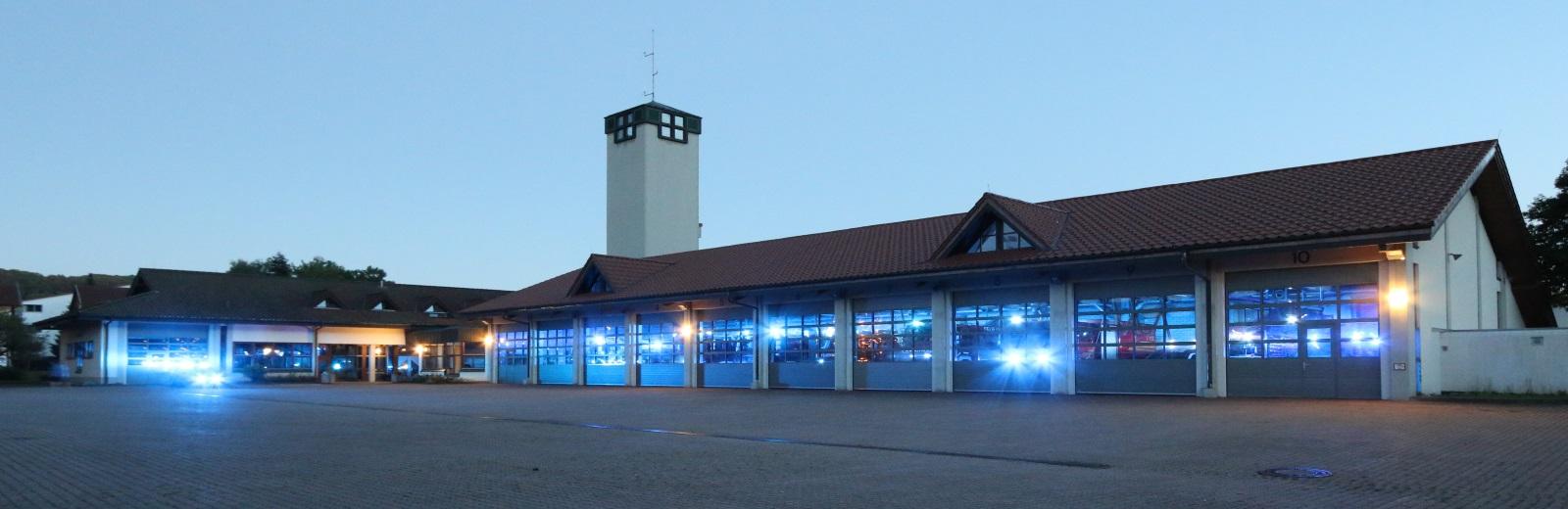 Feuerwehrgerätehaus in Schopfheim
