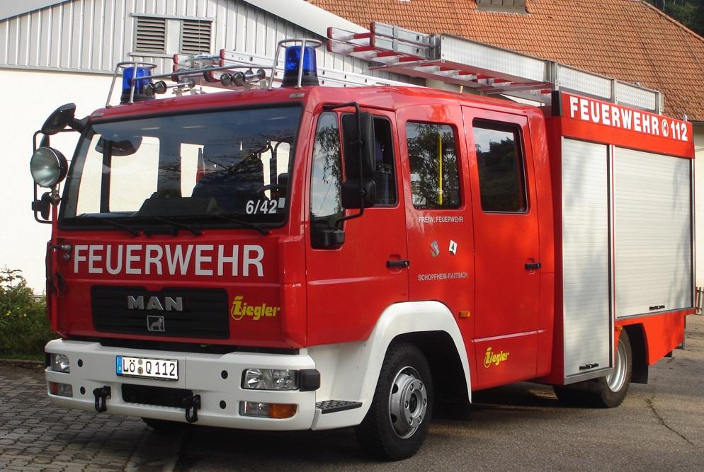 LF 8/6 Löschgruppenfahrzeug