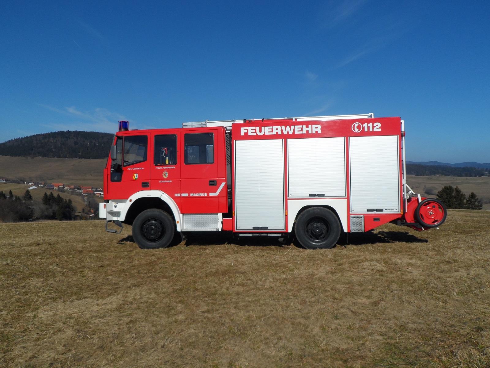 TLF 1 Gersbach