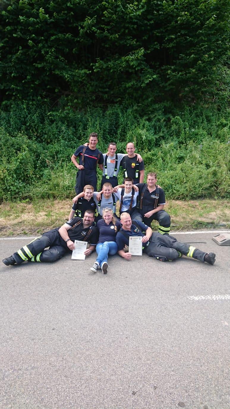 Bronzegruppe Gersbach Raitbach