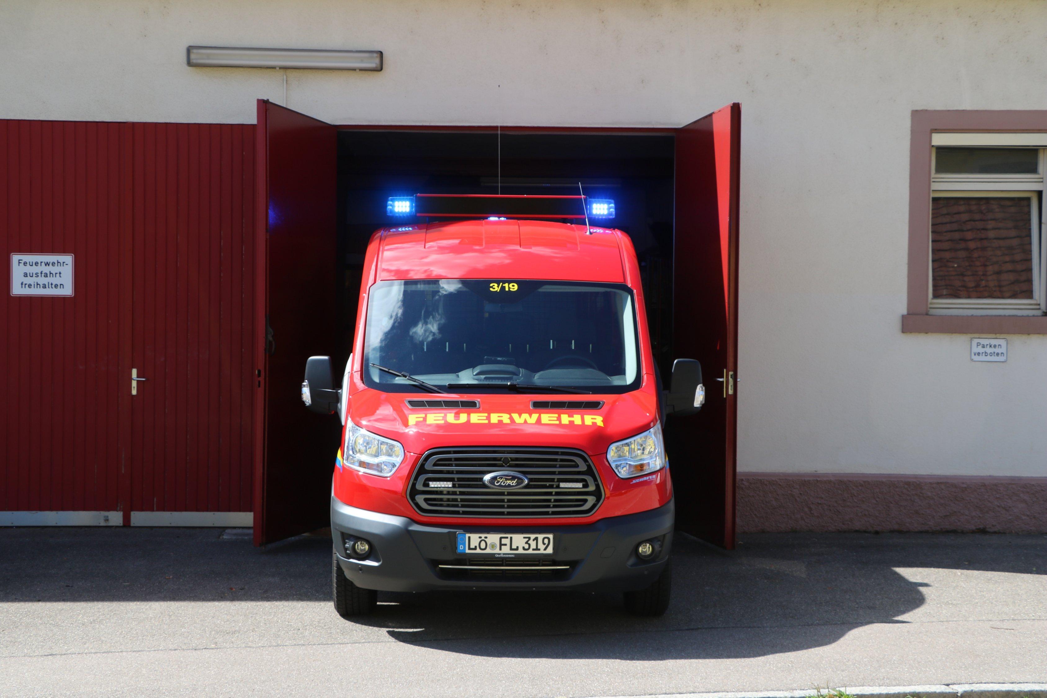 MTW Ford Transit - Abt. Langenau
