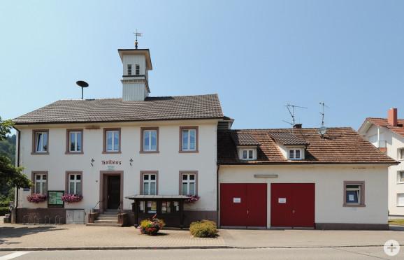 Die Feuerwehr in Langenau