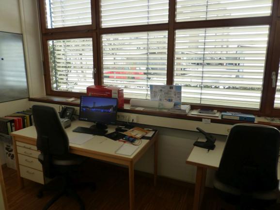 Hauptamtlichenbüro