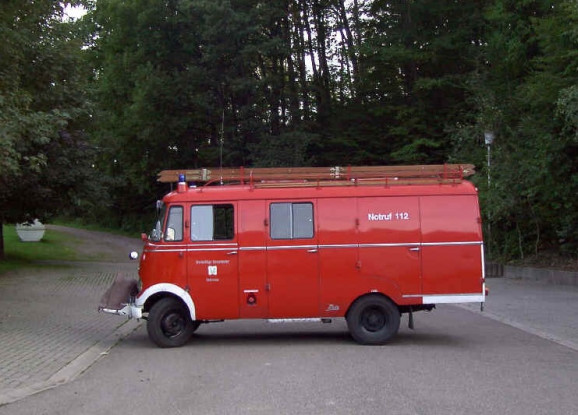 LF 8 Löschgruppenfahrzeug