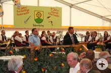 75-jähriges Jubiläum der Abteilung Kürnberg