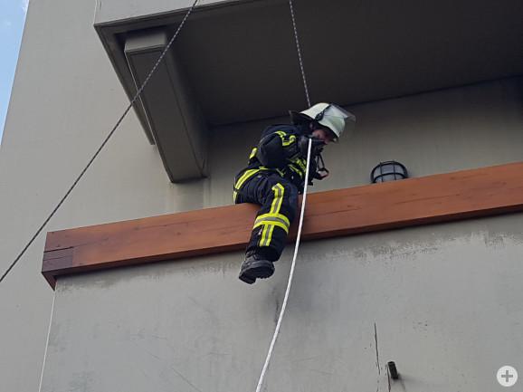 Absturzsicherungsgruppe der Freiwilligen Feuerwehr Schopfheim