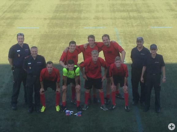 Fußballmannschaft Kembs